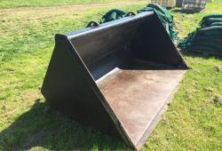 JCB one ton grain bucket £980 plus vat £1176
