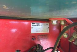 Fertiliser Spreader Sulky DPX Magnum £850 plus vat £1020