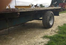 Farm trailer 14 foot long £475