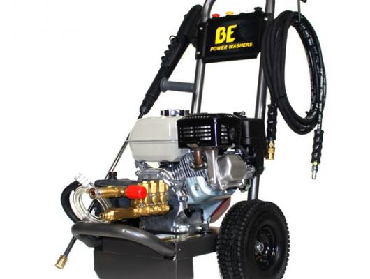 B2565HAS Honda GX200 Powered Pressure Washer (2500 PSI)