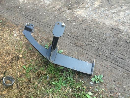 Mole plough suit compact tractor and larger £275