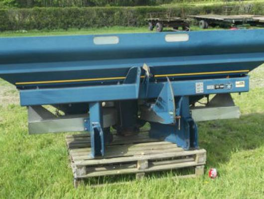 Fertiliser Spreader Boqballe