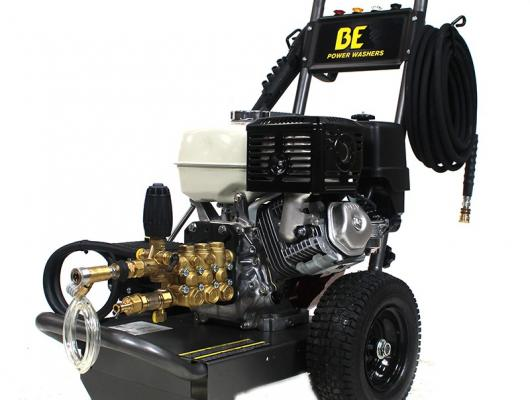 B4013HGS Honda GX390 Powered Pressure Washer (4000 PSI)