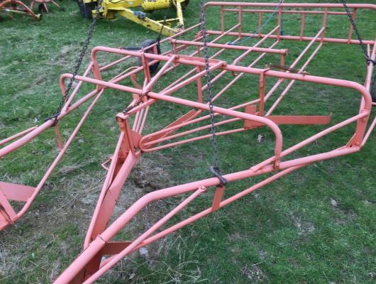 Browns Bale Sledge £600
