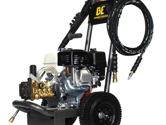B2565HA Honda GX200 Powered Pressure Washer (2500 PSI)