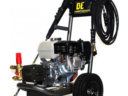 B2565HG Honda GX200 Powered Pressure Washer (2500 PSI)