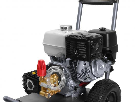 B389HA Honda GX270 Powered Pressure Washer (3800 PSI)