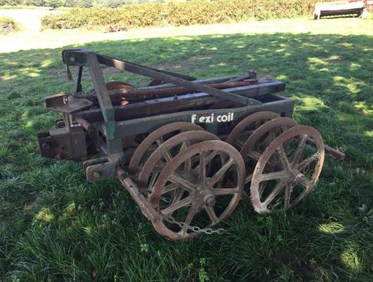 Plough Press Four Furrow £500 plus vat £600