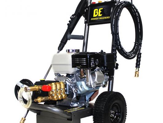 B2565HGS Honda GX200 Powered Pressure Washer (2500 PSI)