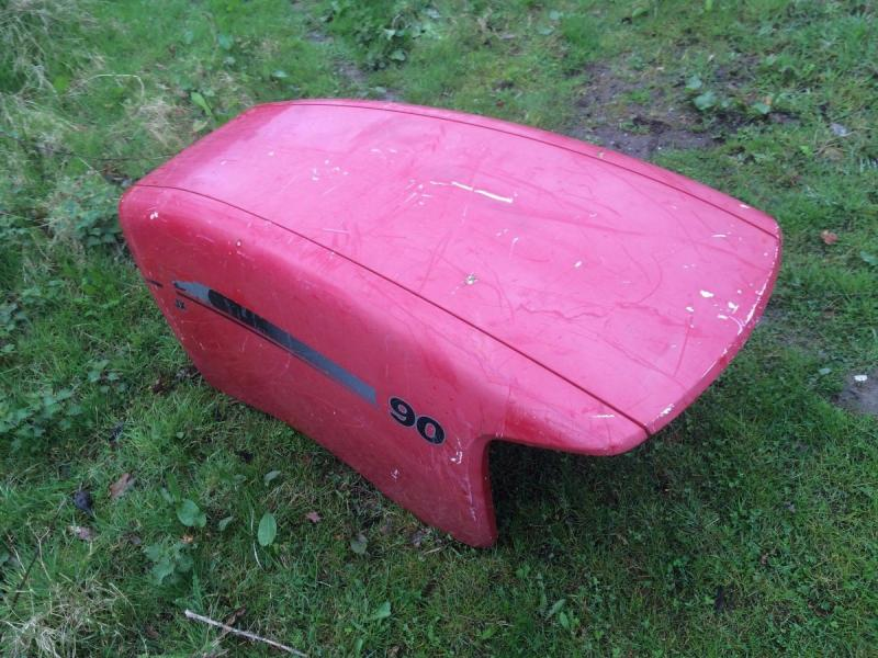 Case 90 Tractor Bonnet £250 plus vat £300