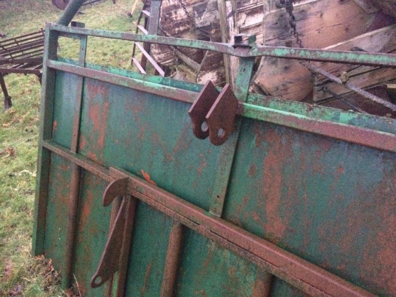 Livestock shunter £250 plus vat £300