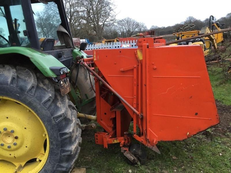 Tractor mounted paddock vacuum unit £850