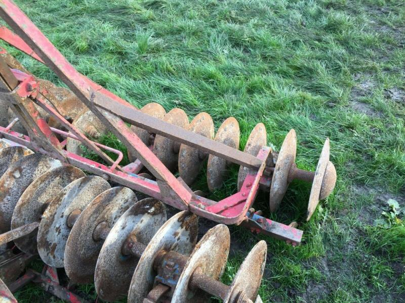 Disc Harrows Disc Harrows - compact tractor £290 plus vat £348
