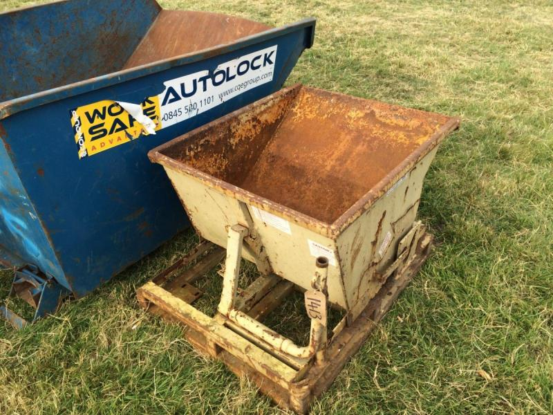Tipping skip small £240