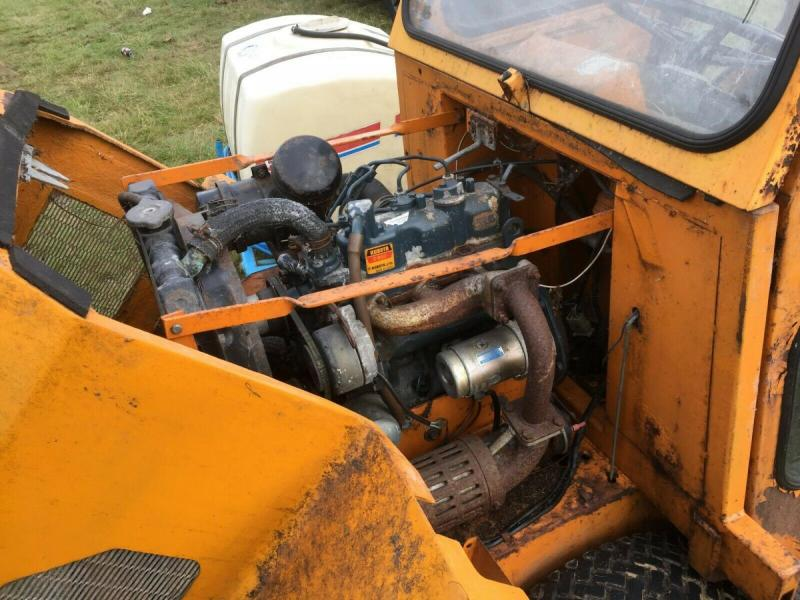 Sisis Hydroman Tractor - 3 point linkage £1600