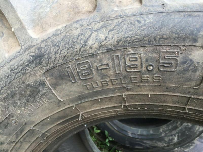 Used Tyre 18 - 19.5 - 16 Ply rating £70