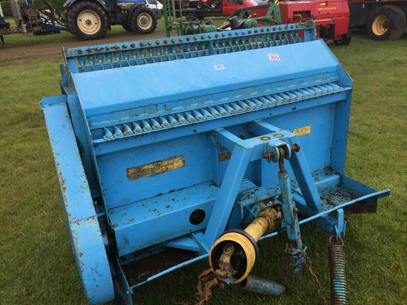 Kidd straw chopper £550 plus vat £660