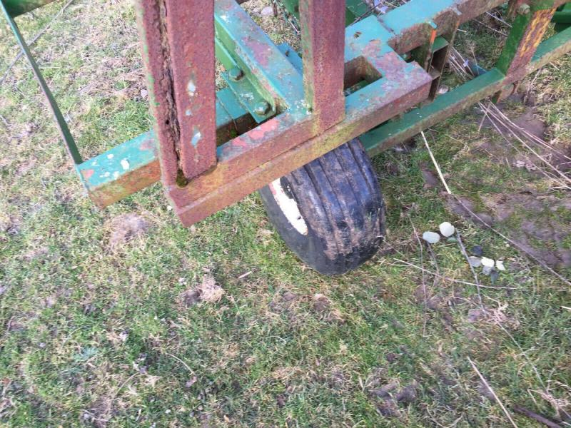Tractor Bale Collector 56 £450 plus vat £540