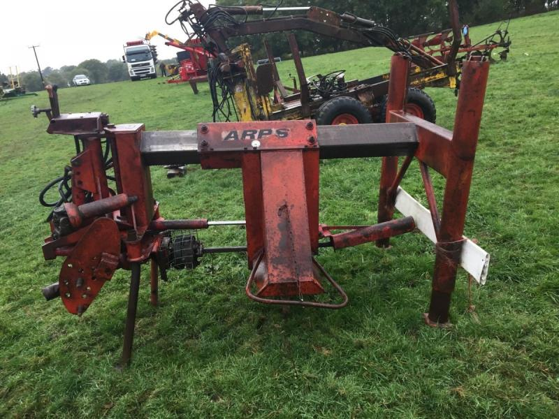 Stump Grinder tractor mounted £1200