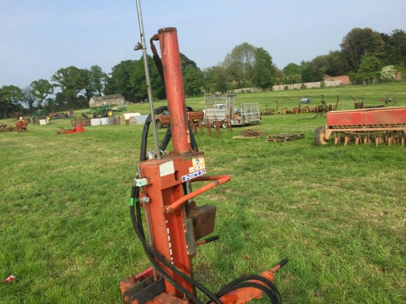 Log Splitter - Wessex -Tractor mounted - hydraulic £750