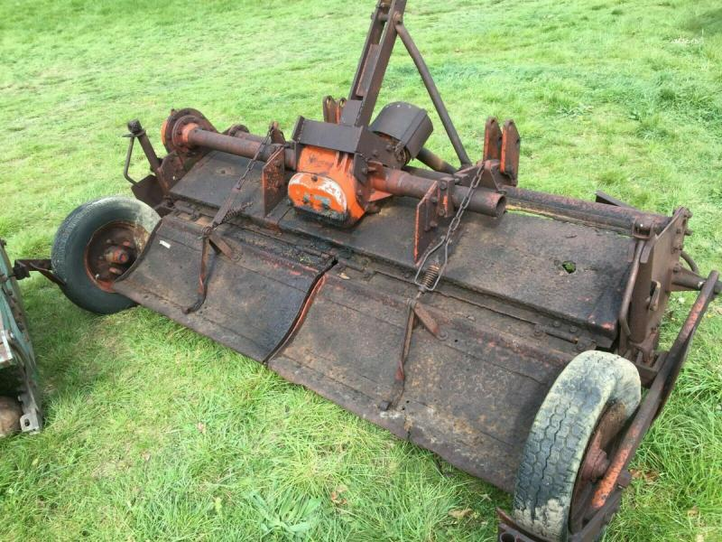 Howard Tractor Mounted Rotovator £590