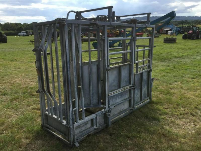 Cattle Crush £1250 plus vat £1500