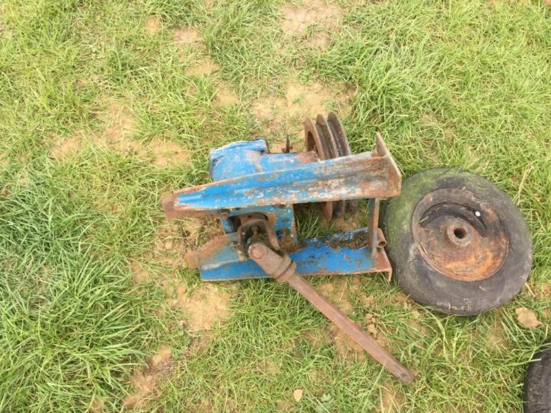 PTO driven Pulley £80