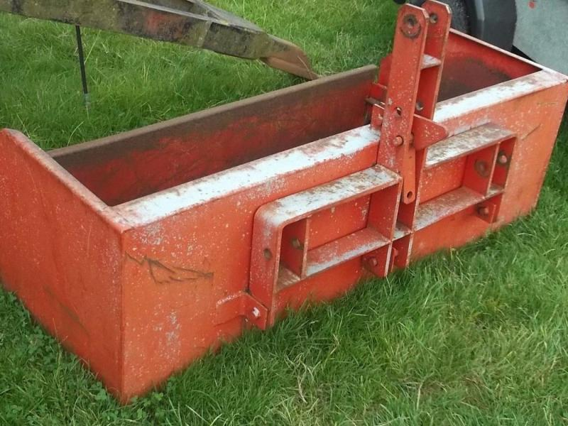 Transport Box Tipping 5 foot £375