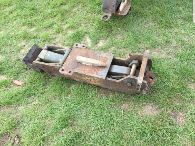 Fendt Tractor pick up hitch £380