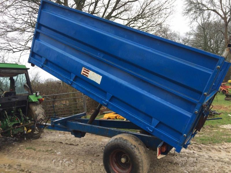 Tipping Trailer 6 ton £2750