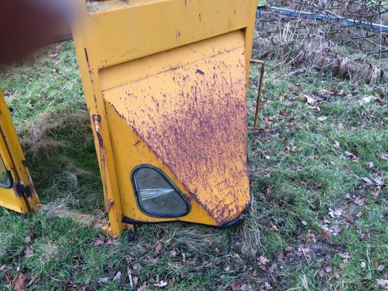 Machinery Cab £350 plus vat £420