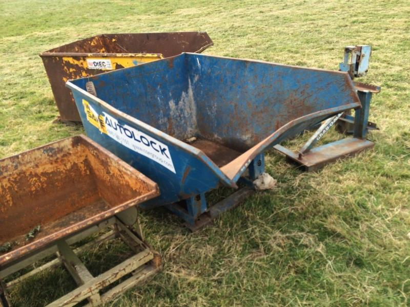 Tipping skip £250