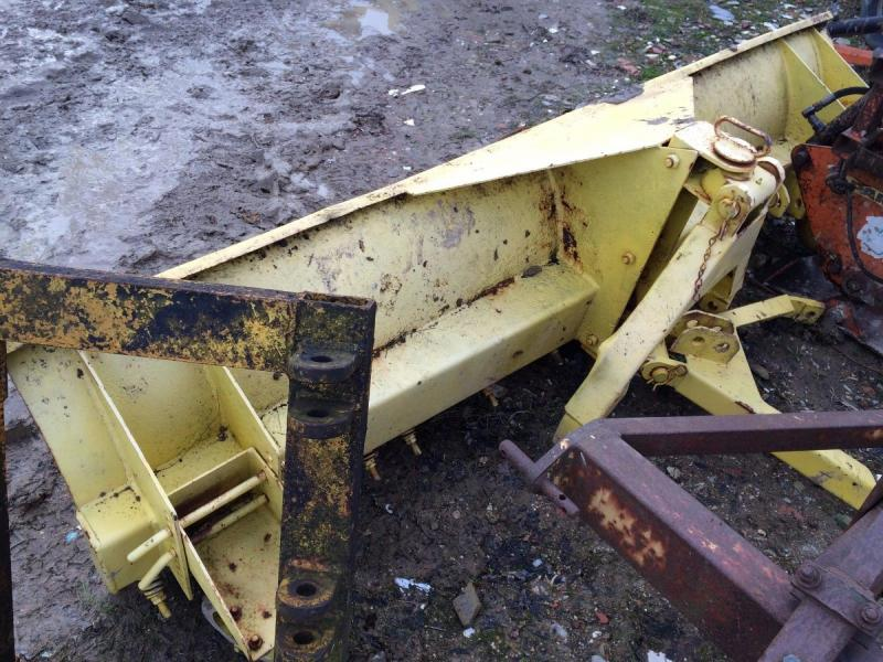 Snow Plough £750 8 foot wide