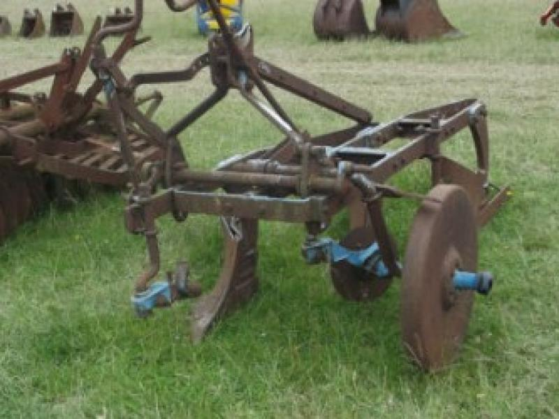 Ransomes Plough 3 Furrow
