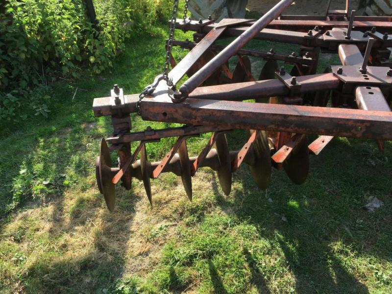 Massey Ferguson Disc Harrows £490