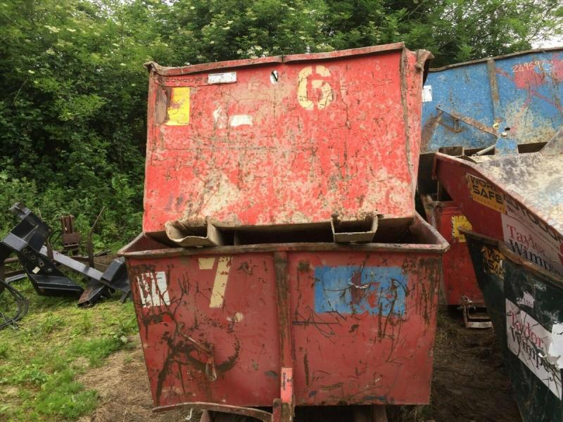 1 Tipping skip £180