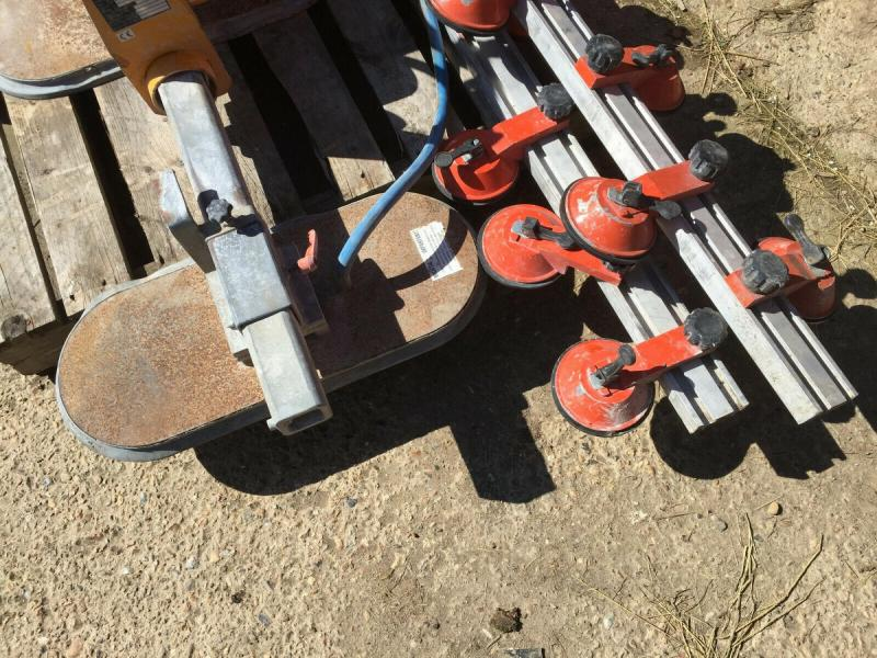 Marble and Glass Lifting Attachments and Equipment £590