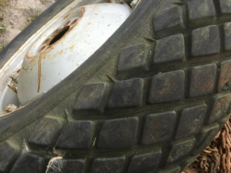 Tractor rear wheels and tyres 13.6 - 12 - 28 £350