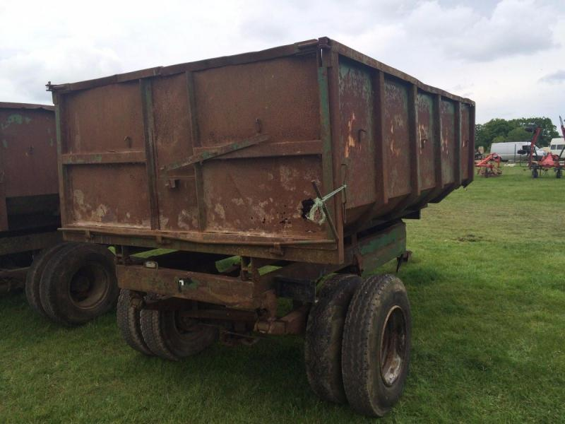 Tipping Trailer 6 ton £750