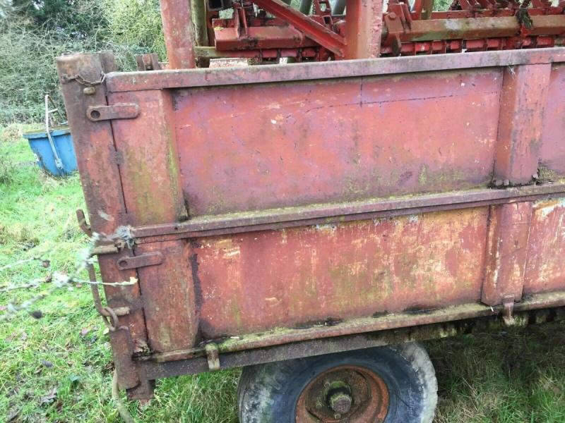 Tipping Trailer 3 ton Steel £550