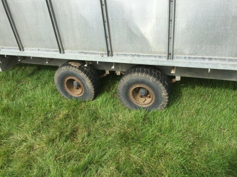 Ifor Williams Livestock Trailer £1700 plus vat £2040 inc vat