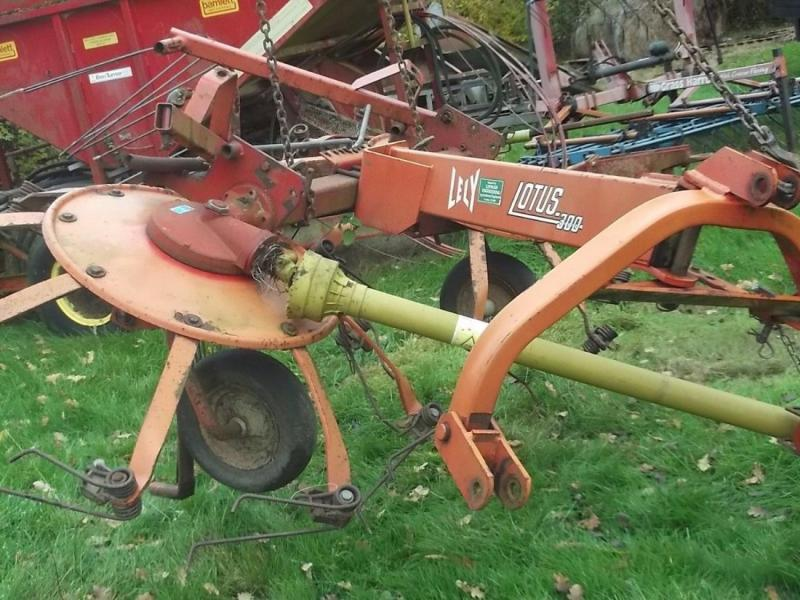 Lotus 3000 Hay bob £450 plus vat £540
