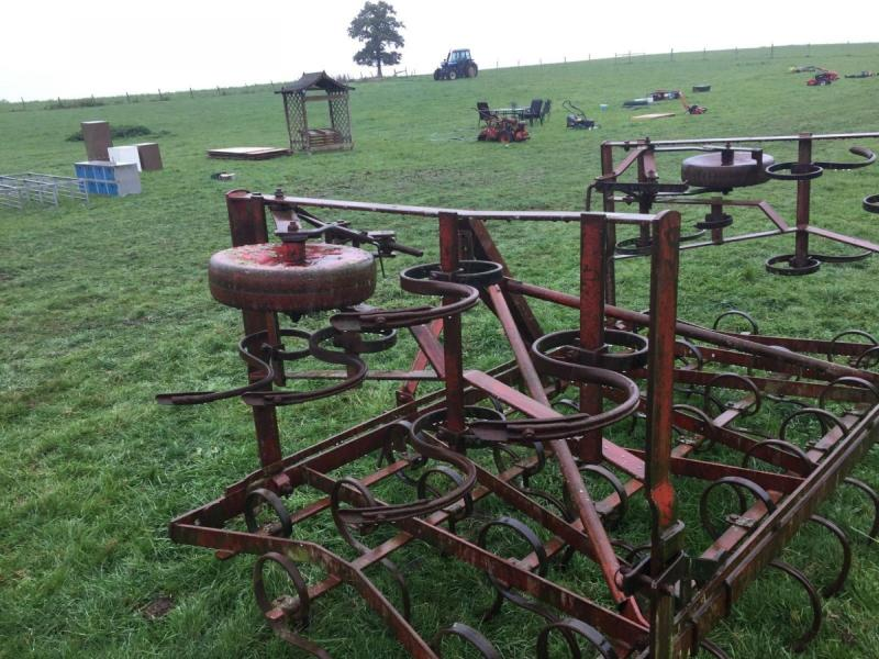 Konskilde Springtine Folding Harrow £360