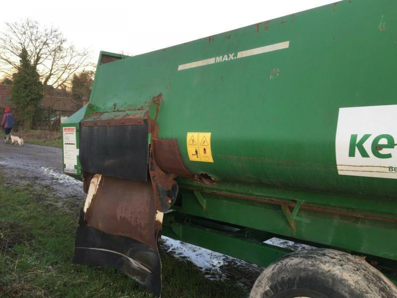 Keenan Feeder £2500 plus vat £3000