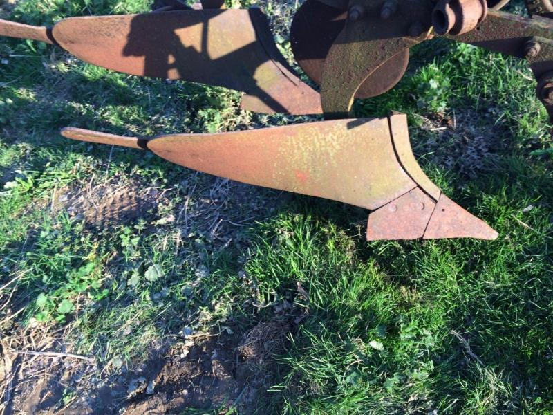 Ransomes 2 furrow plough £380`