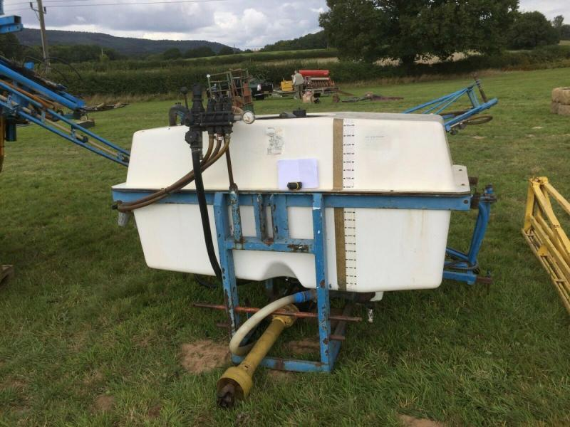 Everard Crop Sprayer £450 plus vat £540 inc VAT
