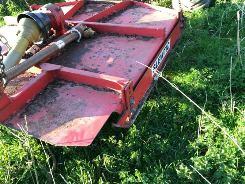 Paddock Topper 6 ft Slewtic £950