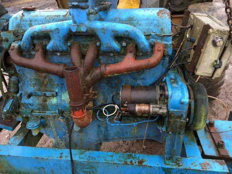 Water Pump - Ford engine £500 plus vat £600