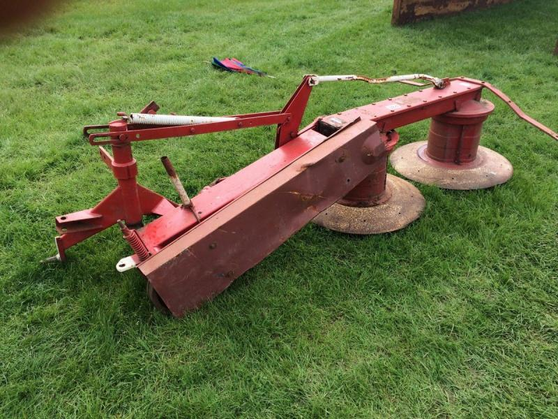 PZ Drum Mower - spares - repairs £250