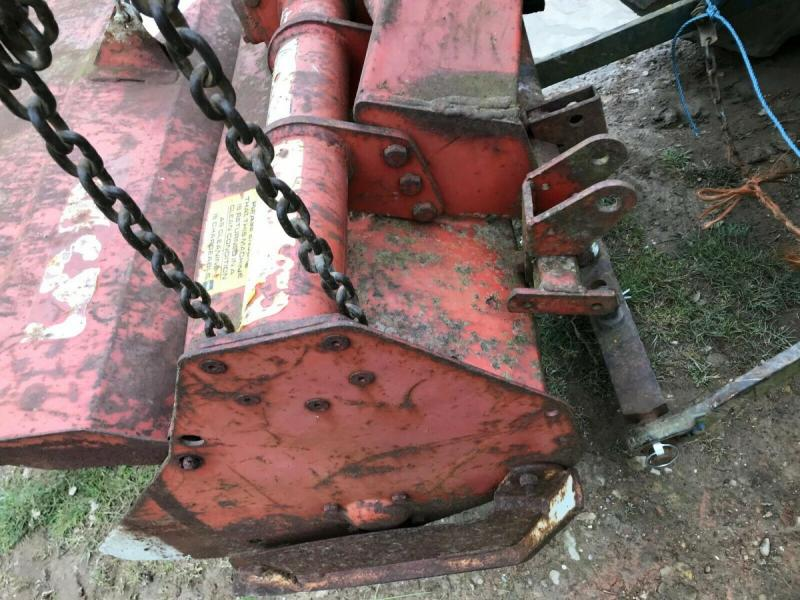 Rotovator suit compact tractor 4 foot wide £480